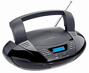 Radio Mit Cd Spieler : tragbarer cd player radio mit usb jetzt bei ~ Jslefanu.com Haus und Dekorationen