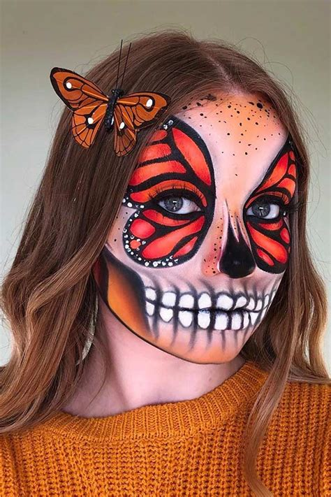 beautiful butterfly makeup ideas  halloween page    stayglam