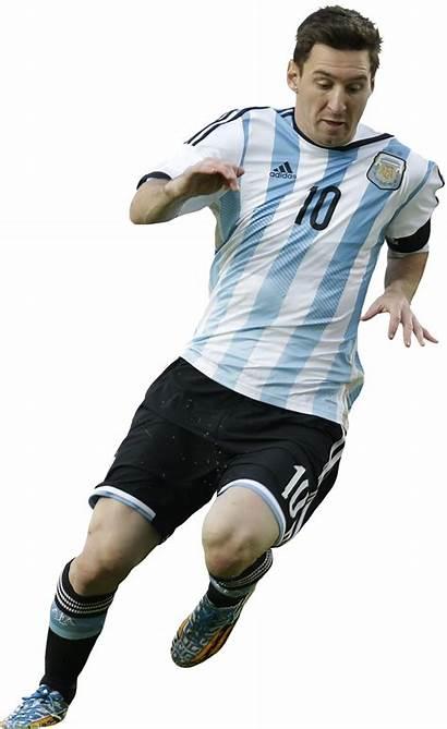 Argentina Messi Instante Renders Noticias Unknown Publicado
