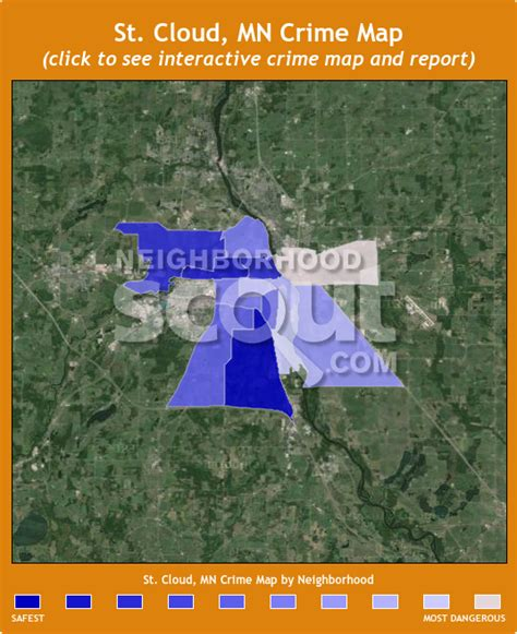 criminal bureau of investigation mn st cloud mn crime rates and statistics neighborhoodscout