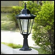 Best 25 ideas about garden lights find what youll love solar pillar lights outdoor aloadofball Image collections