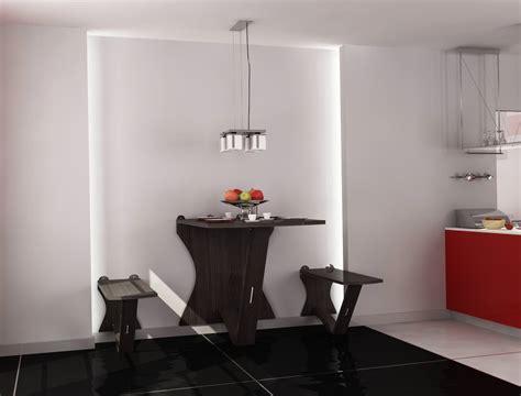 Kitchen Wall Table 3d Model Max Cgtradercom