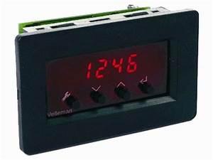 Alarme Factice Voiture Pile : horloge panneau led avec alarme ~ Medecine-chirurgie-esthetiques.com Avis de Voitures