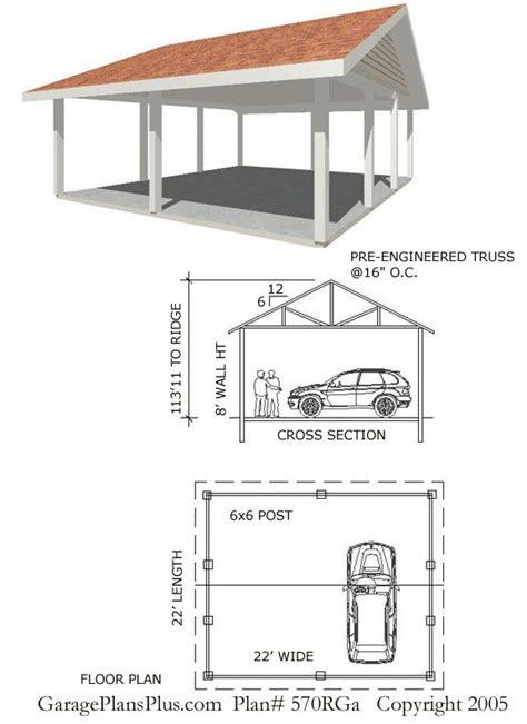 Carport Plan by 25 Best Ideas About Carport Plans On Carport