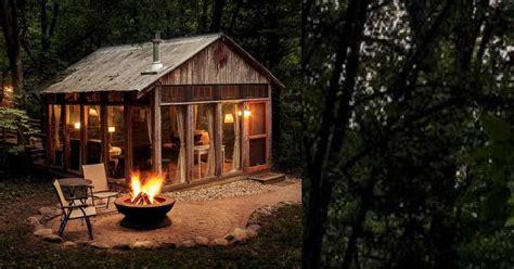 rusic cabin retreat