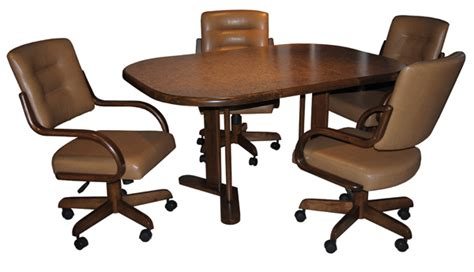 formica dining room sets kitchen table with rolling