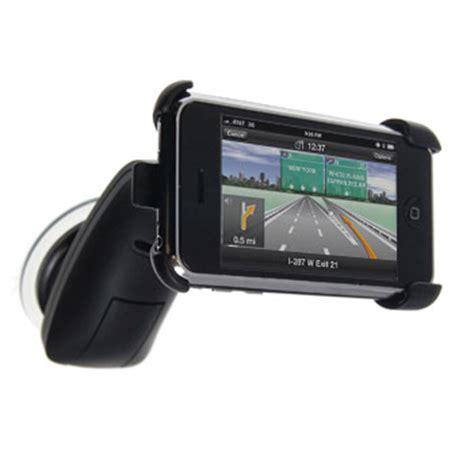 iphone holder for car review navigon iphone holder car charger mobile