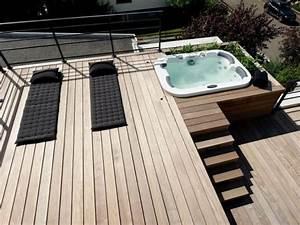 Amenagement Terrasse De Toit : transformer son toit en terrasse cr ation d 39 une terrasse ~ Premium-room.com Idées de Décoration