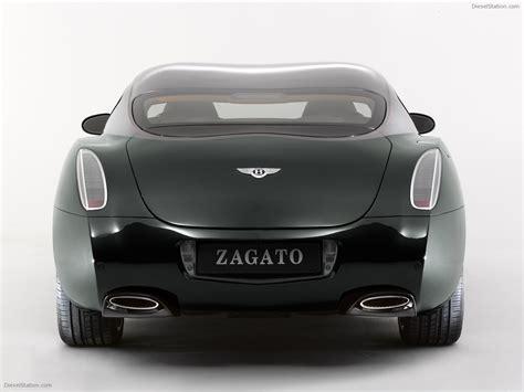 Bentley Gtz Zagato Concept Exotic Car Photo 05 Of 10