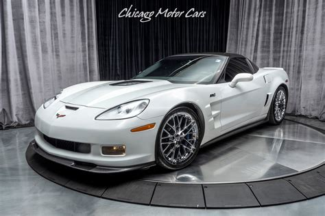 Coupes 15k by Used 2010 Chevrolet Corvette 3zr Zr1 Coupe 15k In