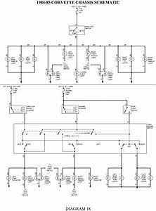 1984 Corvette Wiring Diagram