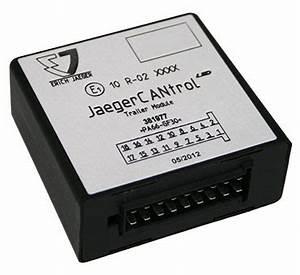 Jaeger Trailer Module Kaufen : jaegercantrol module can bus tow bar wiring ~ Jslefanu.com Haus und Dekorationen