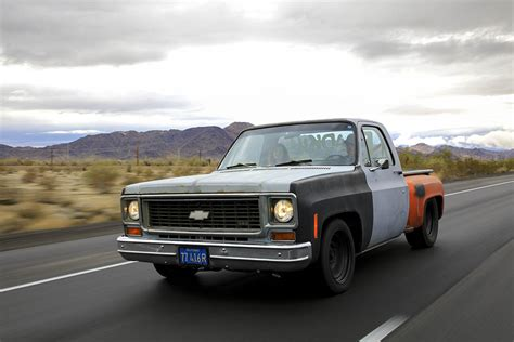 build your own muscle truck a dulcich tour of trucks roadkill