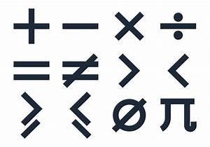 Math Symbols | www.imgkid.com - The Image Kid Has It!