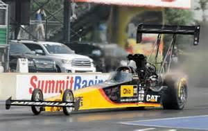 cat cing caterpillar ends sponsorship of drag racing team at cat