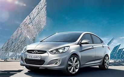 Hyundai Solaris Wallpapers Desktop