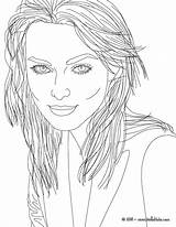 Coloring Pages Famous Keira Sheets Miss Real Knightley Hellokids Colouring Printable Celebrities Person Adult Colour Face Celebs Star Templates Books sketch template
