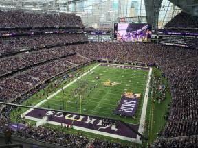 U.S. Bank Minnesota Vikings Stadium