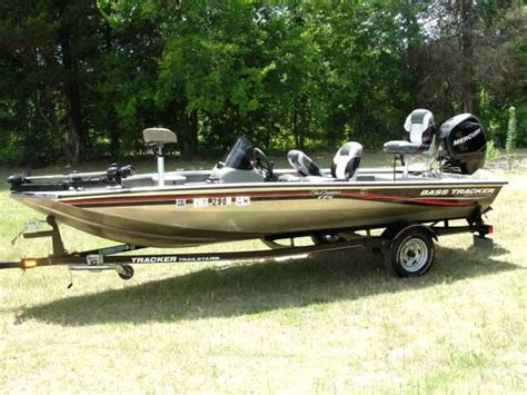 Bass Tracker Crappie Boats For Sale by 2008 Tracker Pro Crappie 175 Bass Boat For Sale 7750