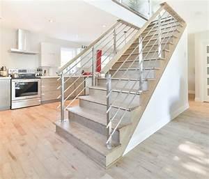 Rampe D Escalier Moderne : comment choisir une rampe d 39 escalier ~ Melissatoandfro.com Idées de Décoration