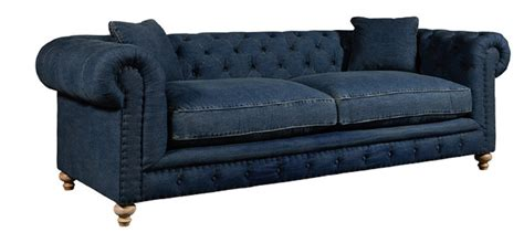 blue tufted sectional sofa blue denim sofa smileydot us