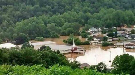 flood damage elk valley christian school