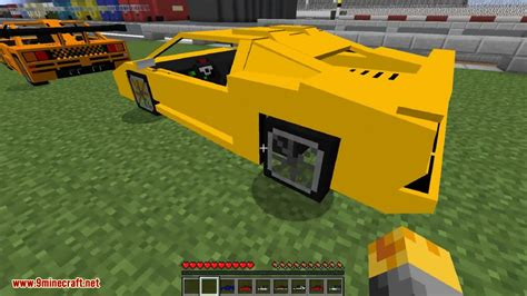 Mod Car Bmw Minecraft 1 5 2 by Milox 117 S Cars Package Mod 1 7 10 Bmw Mclaren Ford
