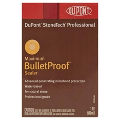 dupont stonetech pro maximum bulletproof sealer 1 quart