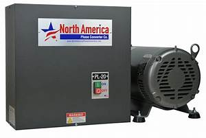 Pl-20 Pro-line 20hp Rotary Phase Converter