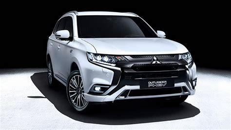 Mitsubishi 2019 : Mitsubishi Outlander Phev 2018