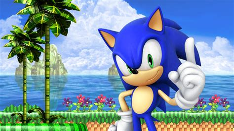 segas sonic  campaign promises sonic news  month