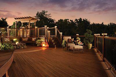 Just Deck It by Outside Lights Amp Exterior Light Fixtures Backyard