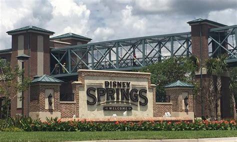 disney springs parking garage disney springs getting a third parking garage tentative