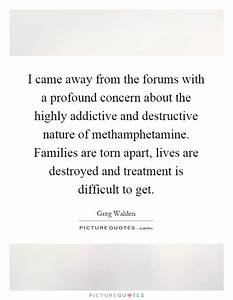 Nature Of Famil... Destructive Family Quotes