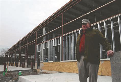 construction bureau south berkeley volunteer department building gets