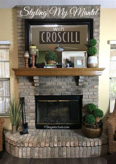 Easy Fireplace Mantel Decorating Ideas  Croscill