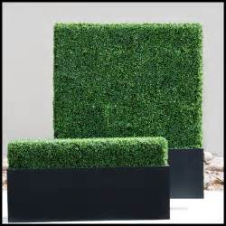 artificial hedges outdoor artificial boxwood hedge privacy hedge
