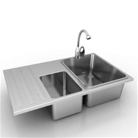 kitchen sink model 3d quot kitchen 13 quot interior collection kitchen sink 3d 2790