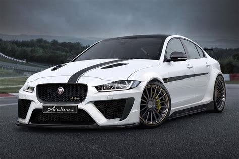 Arden Creates Menacing Aj 24 Rs Based On Jaguar Xe Gtspirit