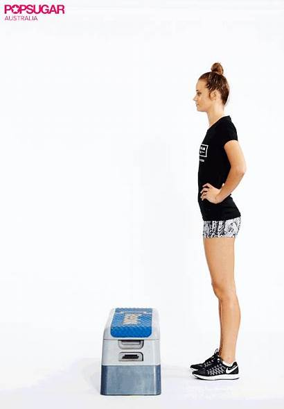 Step Legs Leg Australia Toned Exercises Popsugar