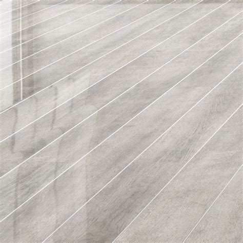 Falquon Flooring   White Oak Silver Strip High Gloss