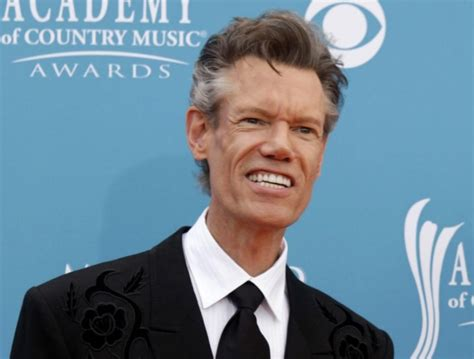 Country Music Stars Show Their Support For Randy Travis