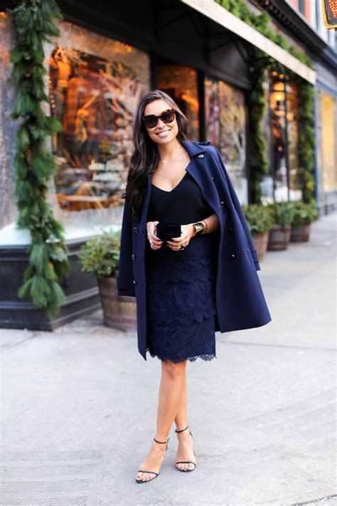 Black And Blue Outfits... Does It Work? - Outfit Inspiration - Just The Design