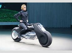 BMW Unveils a Motorcycle Straight Out of 'Tron' NBC News