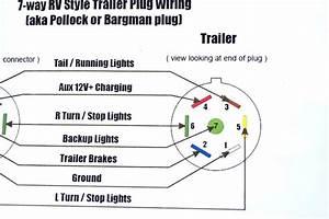 4 Pin Trailer Plug Wiring Diagram