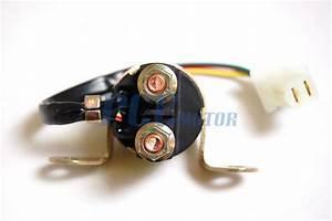 Starter Solenoid Relay Suzuki Dr125s Gr Gs Gv Vs Vx Rl21