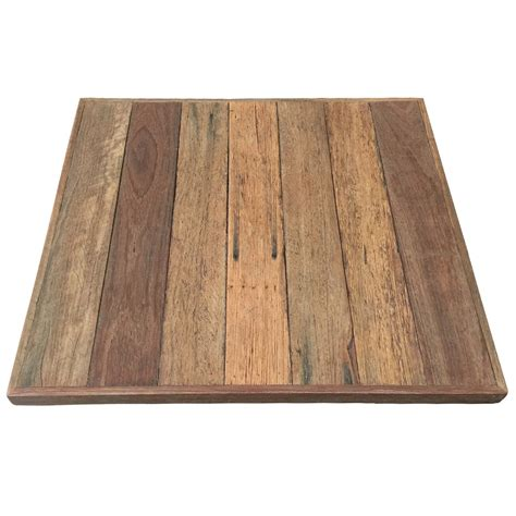 Tisch Recyceltes Holz by Rustic Recycled Wood Table Top Apex