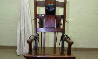 Electric Chair Executions Illinois by Virginia Senators Vote To Bring Back Forced Electric Chair