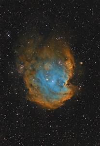 Distant Lights - NGC 2174