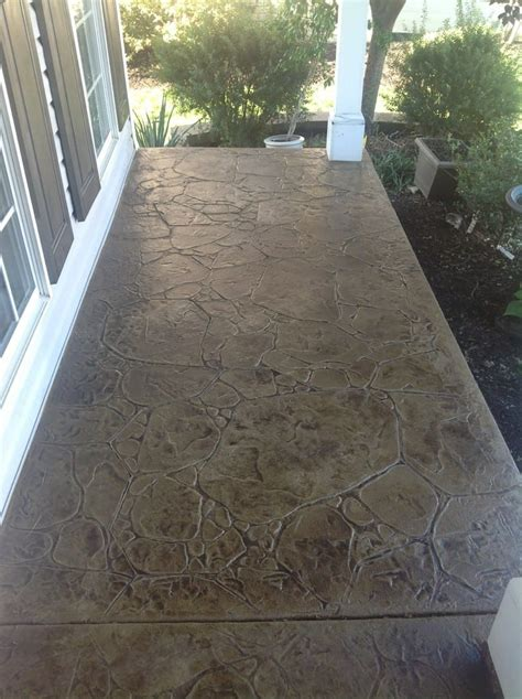 concrete overlay ideas